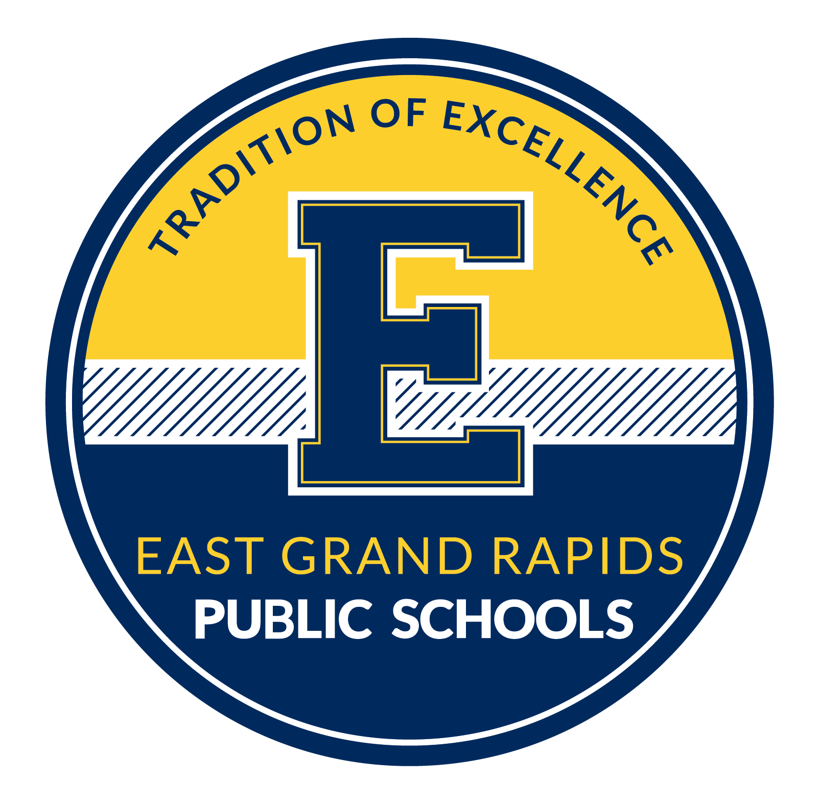 East Grand Rapids Public Schools Logo