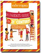 edutopia icon - a parents guide to 21st century learning